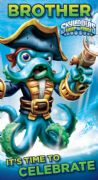 Skylanders Brother Birthday Card